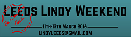 Leeds Lindy Weekend