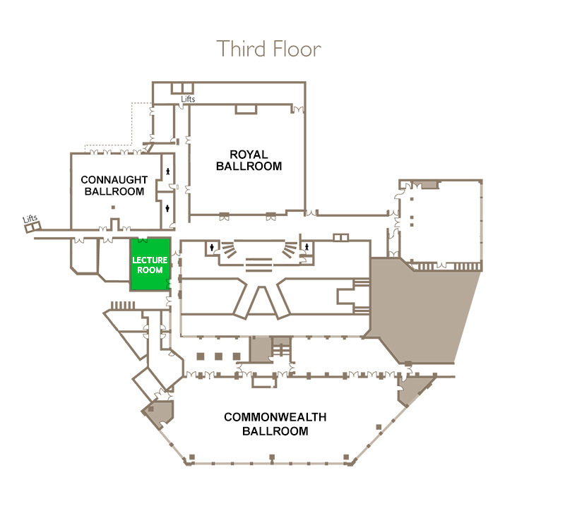 Lecture Room Map