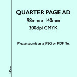 Quarter Page Ad Template
